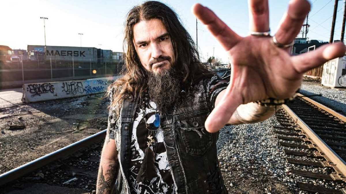 Robb Flynn de Machine Head dit que le streaming pourrait sauver le Metal