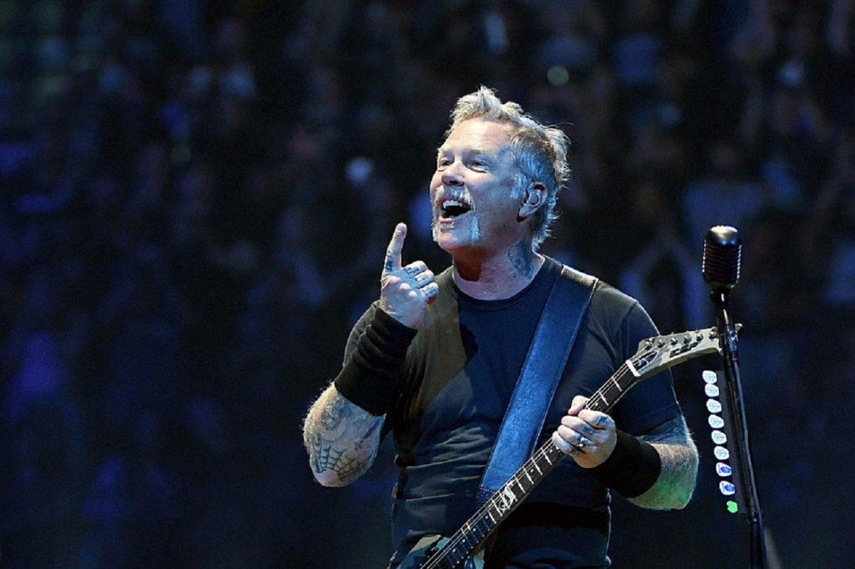 James Hetfield de Metallica sera présent à la première de Reclaimed Rust