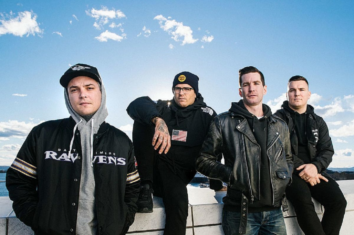 The Amity Affliction sort Catatonia, une chanson Metalcore bien lourde