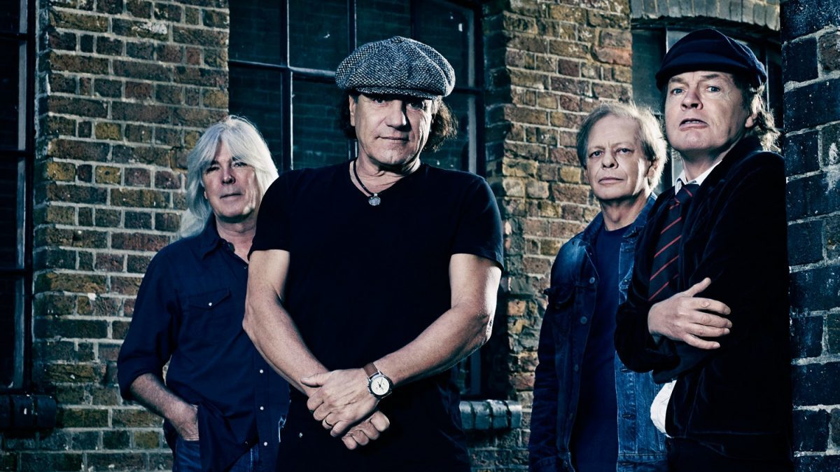 Apparemment AC/DC sortira un nouvel album cette année, et fera une tournée en Australie à l'automne