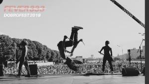 Regardez le concert de Fever 333 au Dobrofest 2019