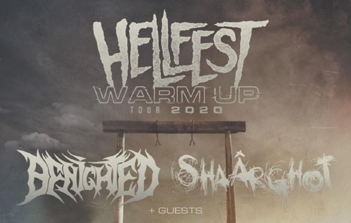 Hellfest 2020 : Benighted et Shaârghot en tête d'affiche du Warm-Up Tour