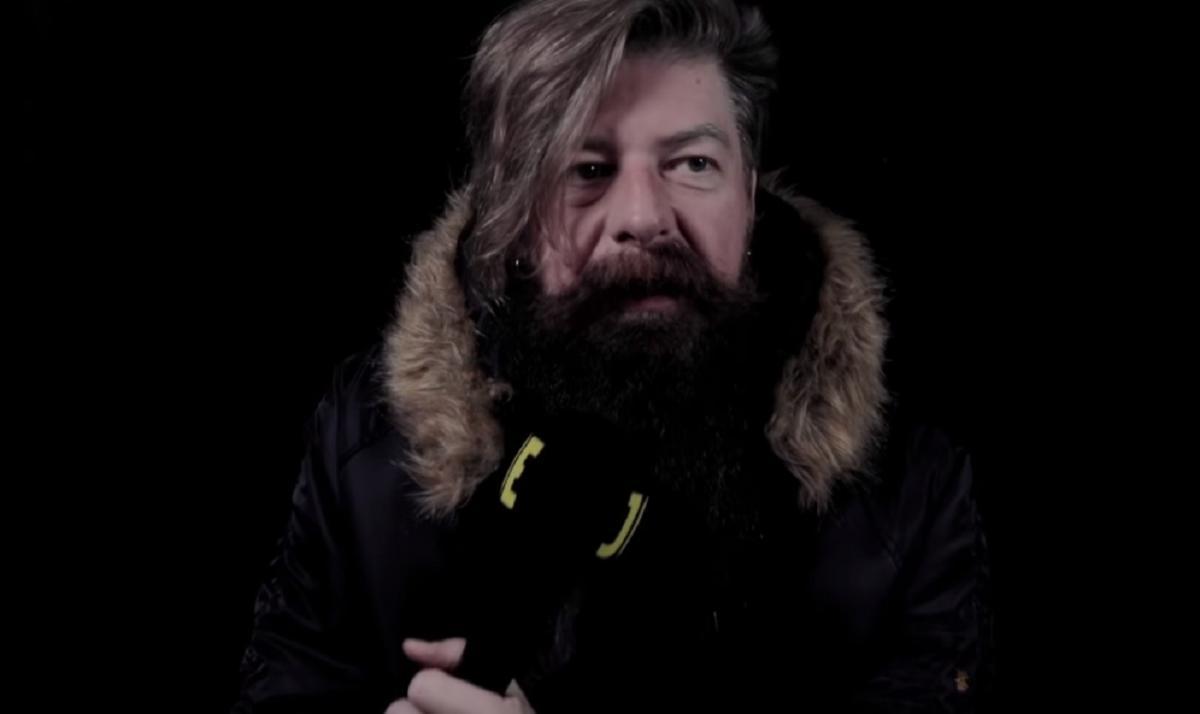 """Jim Root de Slipknot : """"J'ai donné ma vie entière à ce groupe"""""""