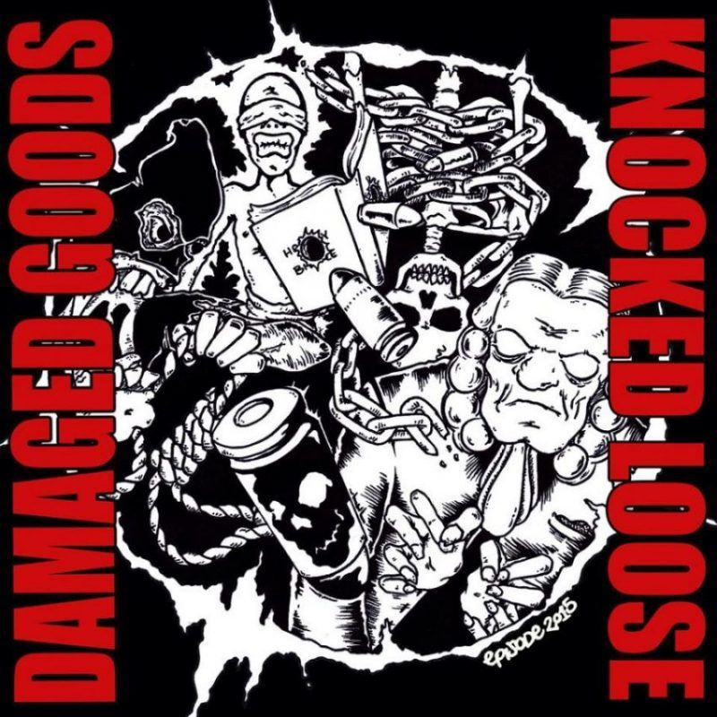 Knocked Loose / Damaged Goods (EP)