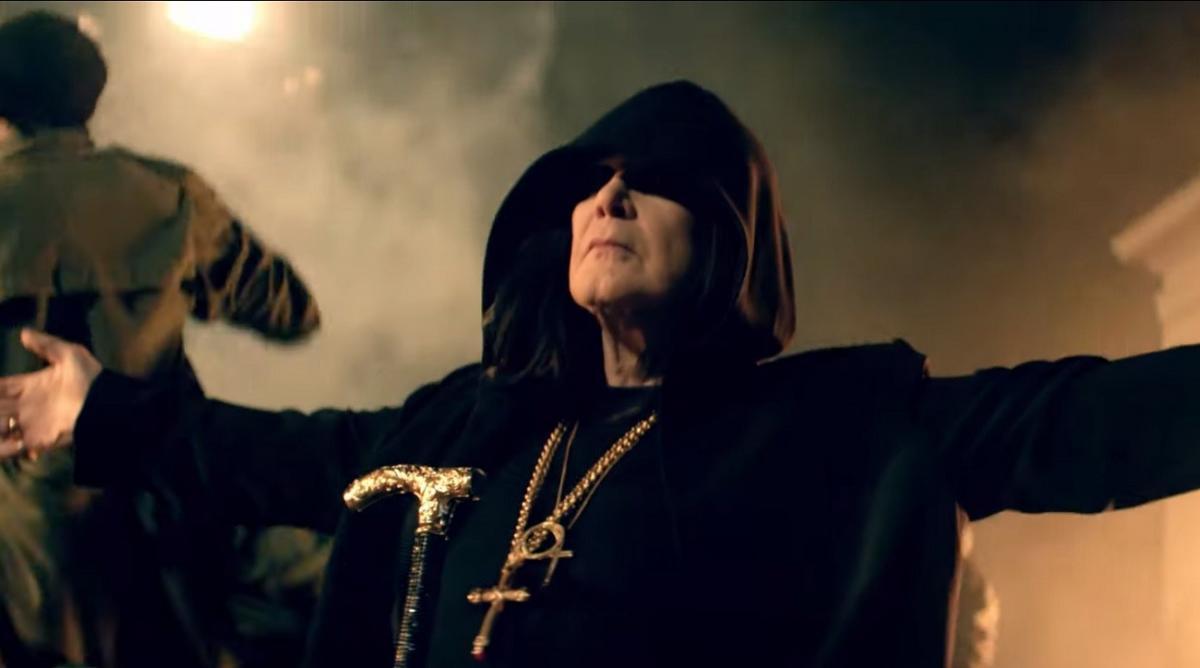 Ozzy Osbourne sort le clip vidéo de Straight To Hell