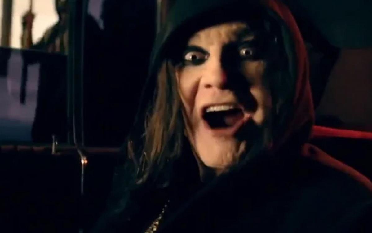 Ozzy Osbourne tease l'arrivée du clip vidéo pour Straight To Hell