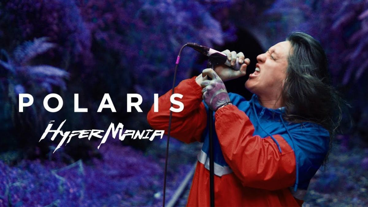 Polaris publie un nouveau single bien intense (Metalcore)