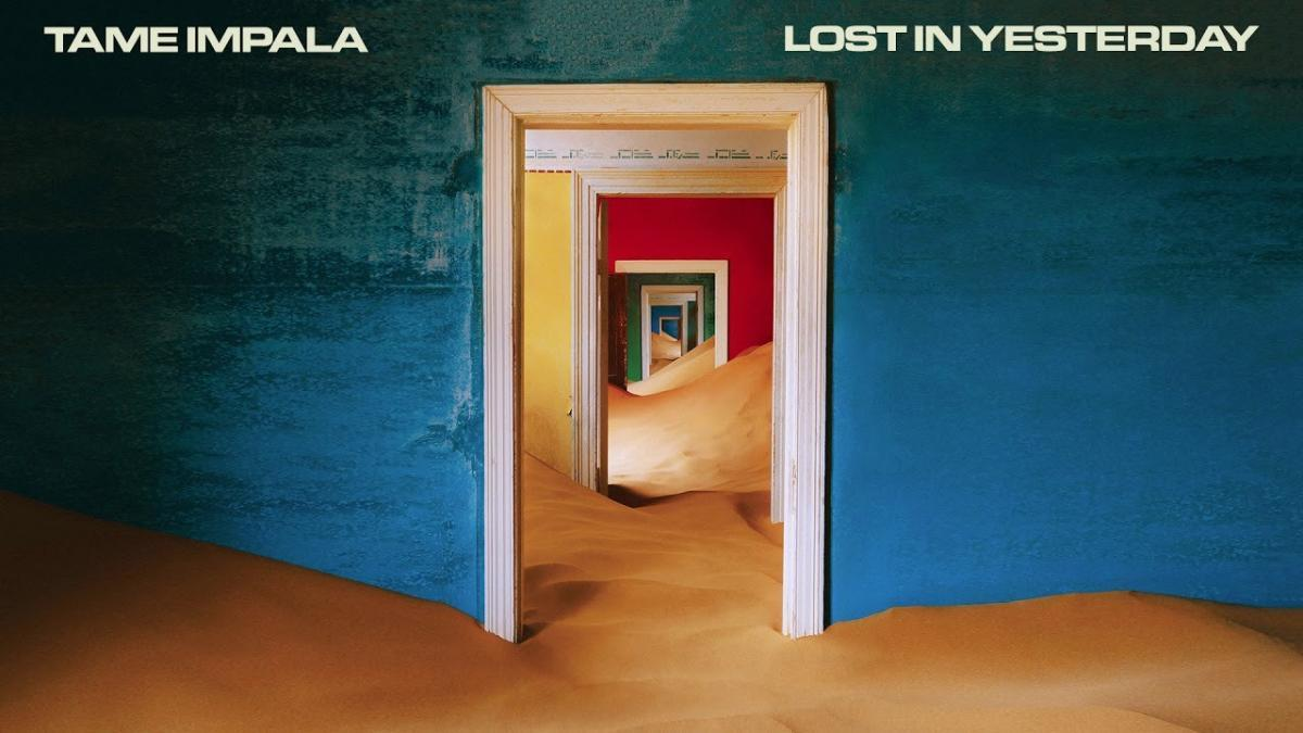 Tame Impala partage une chanson bien groovy nommée Lost In Yesterday