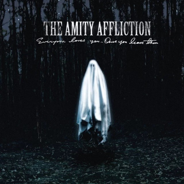 The Amity Affliction annonce son nouvel album Everyone Loves You... Once You Leave Them en sortant un nouveau single de Metalcore mélodique