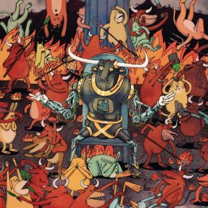Dance Gavin Dance annonce son nouvel album Afterburner (détails & single)