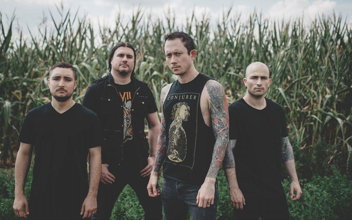 Trivium sort sa nouvelle chanson Bleed Into Me