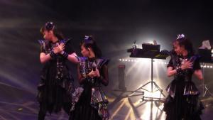 Regardez le concert complet de Babymetal à Londres
