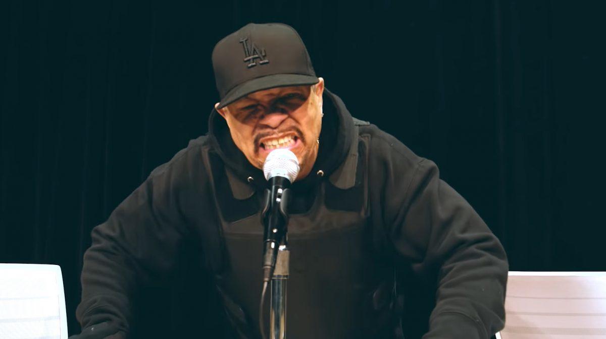 """Ice-T parle de la chanson controversée de Body Count, Cop Killer : """"J'étais un peu plus radical à l'époque"""""""