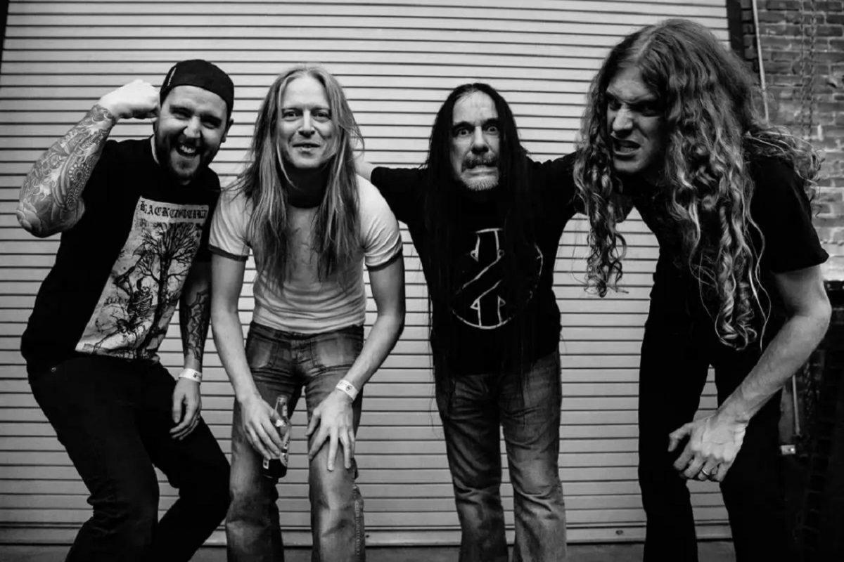 Carcass sortira son nouvel album de Death Metal en août 2020