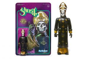 Ghost : Une nouvelle figurine de Papa Emeritus III est disponible