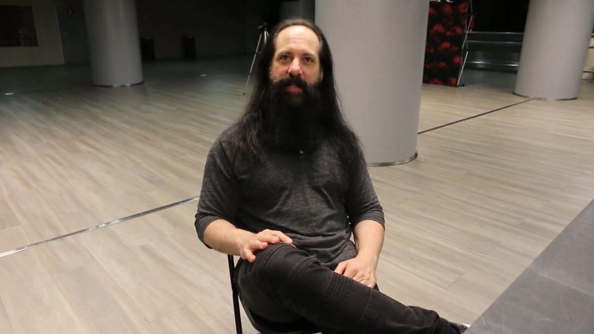 John Petrucci de Dream Theater parle de 3 albums qui l'ont beaucoup marqué