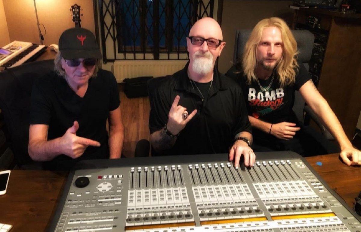 Judas Priest est en studio pour son nouvel album