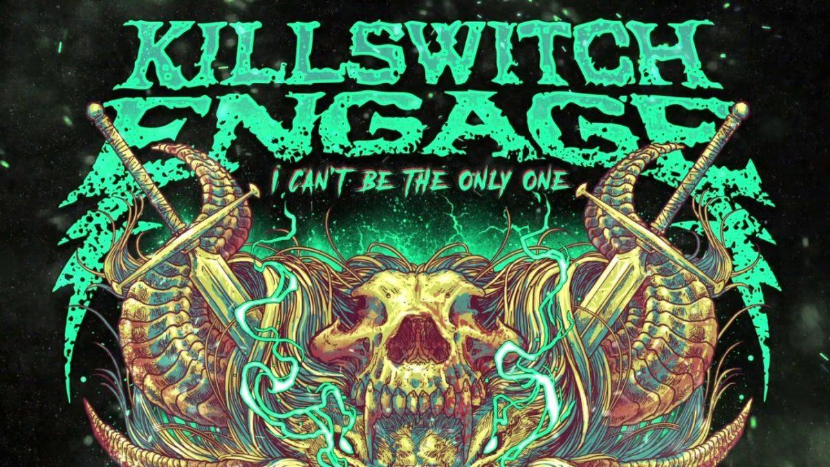 Killswitch Engage publie un clip vidéo tout simple pour I Can't Be the Only One