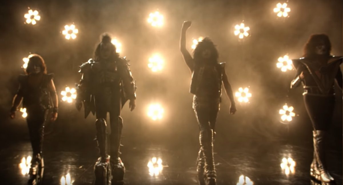 Regardez Kiss jouer Rock And Roll All Nite en live pendant la finale de America's Got Talent