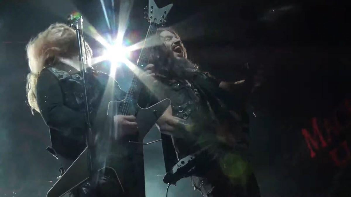 Machine Head : Regardez le concert complet du groupe de Metal en Californie