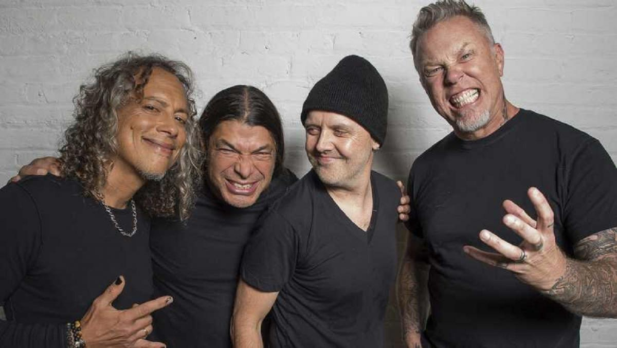 Metallica diffusera un concert complet en streaming tous les lundis ! (#MetallicaMondays)