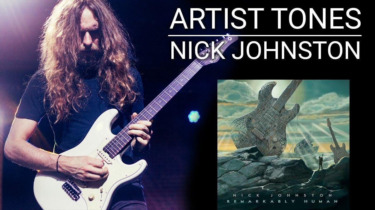 Neural DSP vous montre comment émuler les sons de guitare de Nick Johnston