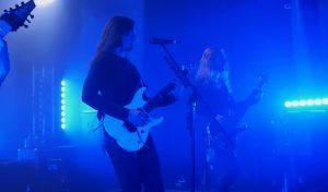 Regardez Obscura jouer The Monist en live !