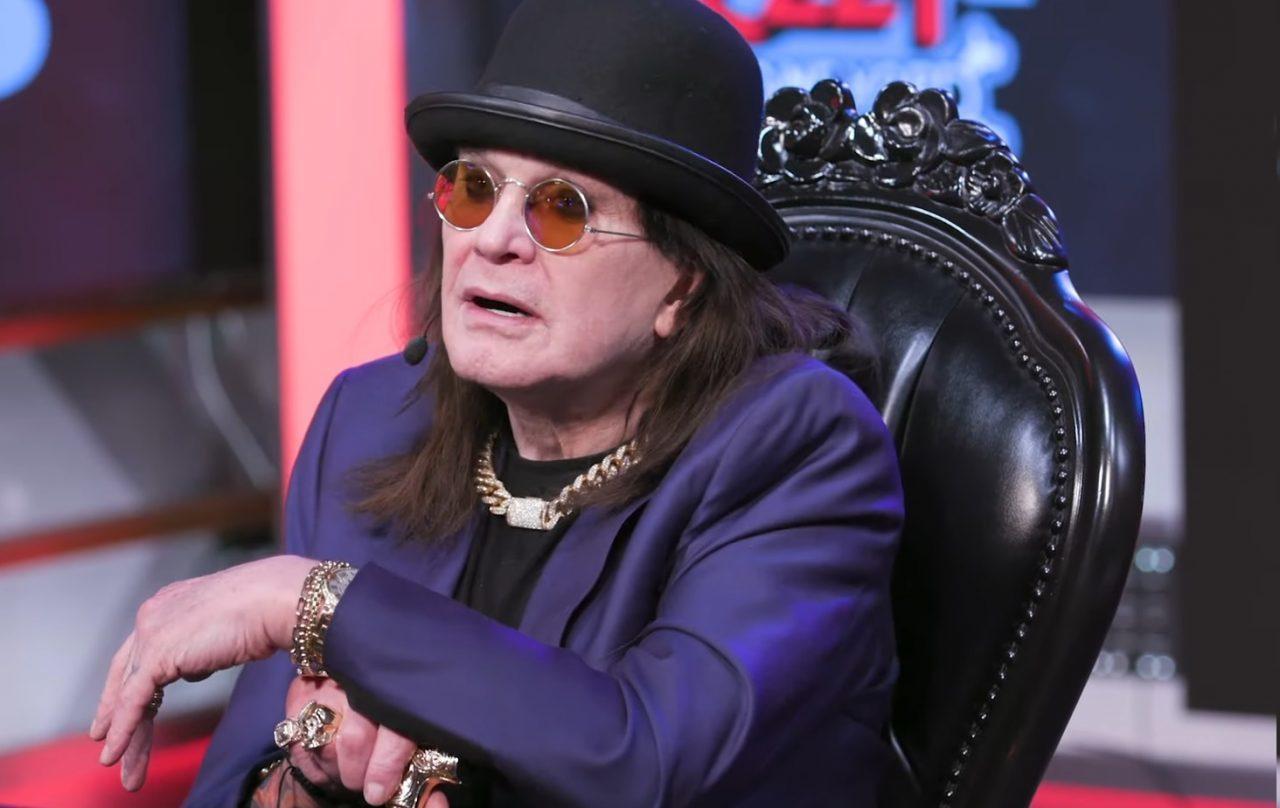 """Ozzy Osbourne raconte l'histoire derrière It's A Raid : """"J'avais de la cocaïne qui me sortait par les oreilles"""" - MetalZone"""