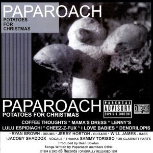 Potatoes for Christmas (EP)