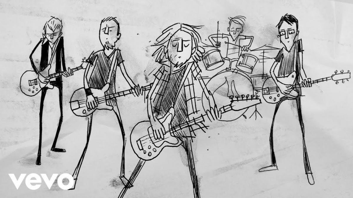 Pearl Jam publie un clip vidéo animé pour Superblood Wolfmoon