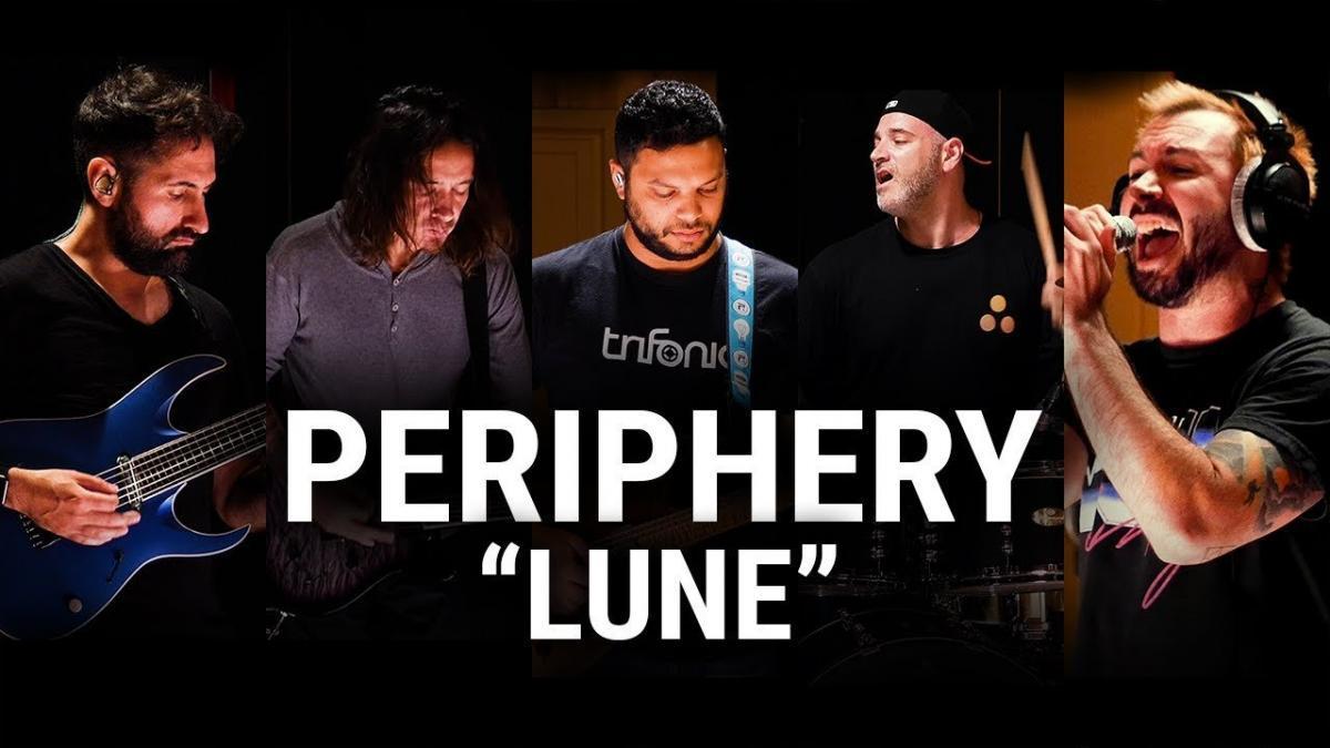 Regardez Periphery jouer Lune en live !