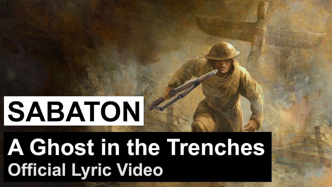 Sabaton partage une lyric vidéo pour A Ghost in the Trenches - MetalZone