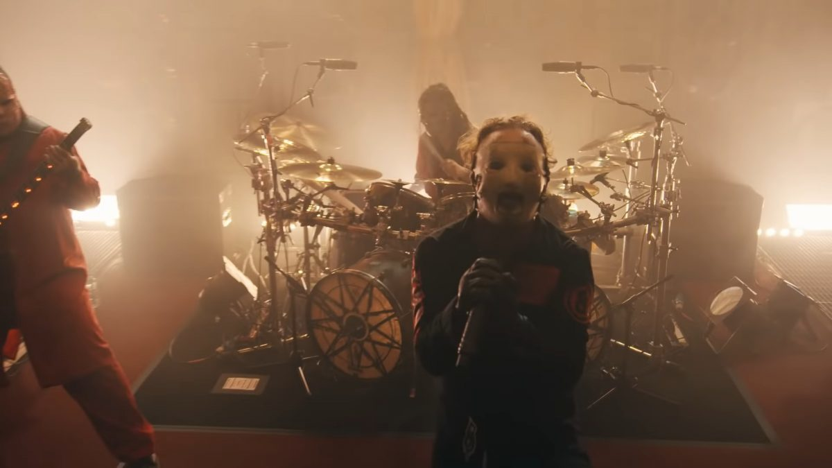 Slipknot : Regardez le groupe de Metal jouer un super concert intime pour la BBC Radio 1