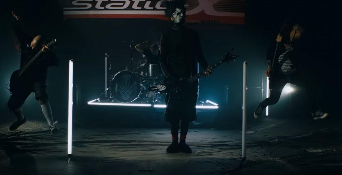 Static X révèle que Project Regeneration sera un double album & publie un clip vidéo pour Hollow