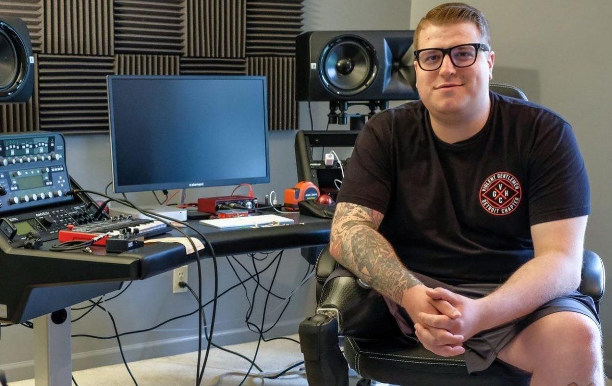 Le batteur de The Ghost Inside dit que Will Putney l'a motivé à jouer sur le nouvel album du groupe