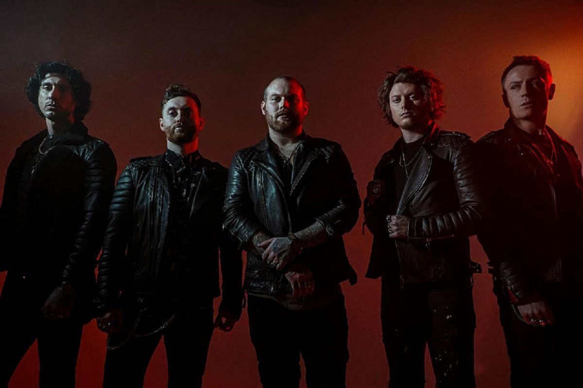 Asking Alexandria annonce son nouvel album Like A House On Fire (détails & single)