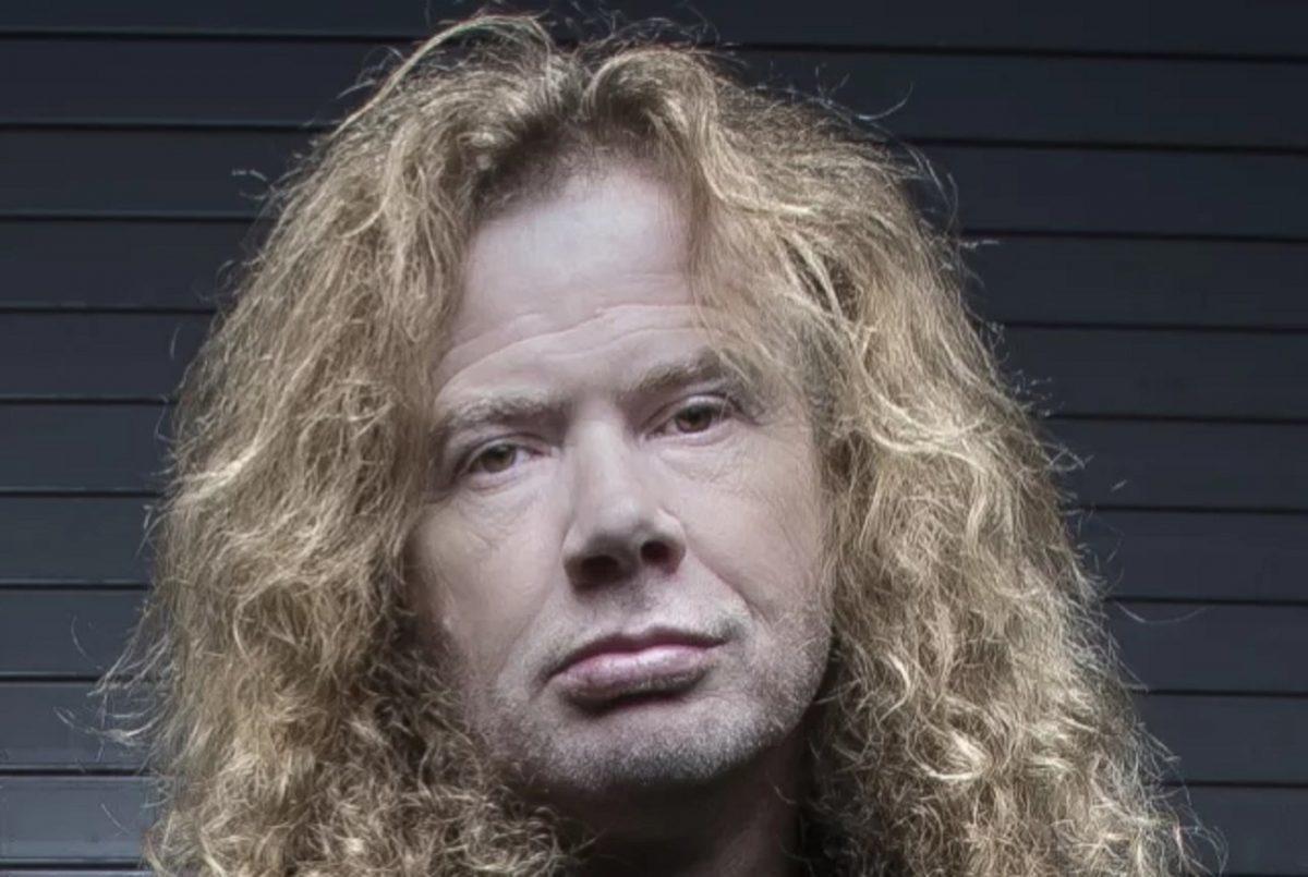 Dave Mustaine de Megadeth pleure la mort de sa soeur