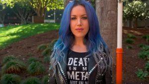 """Alissa White-Gluz de Arch Enemy explique pourquoi être vegan est """"vraiment Metal"""""""