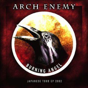 Burning Angel (EP)