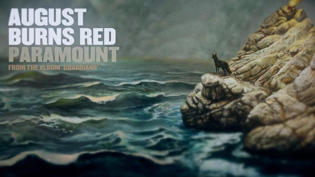 August Burns Red sort un nouveau single nommé Paramount