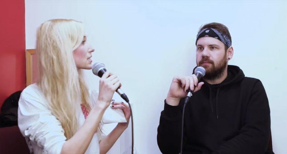 Caleb Shomo dit que le prochain album de Beartooth sera beaucoup plus intense