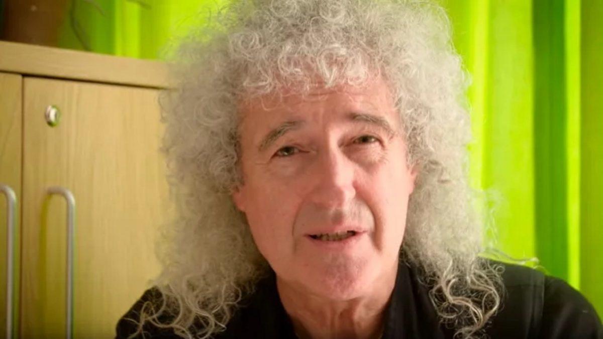"""Brian May de Queen explique """"pourquoi nous devons prendre des mesures extrêmes maintenant"""" pour ralentir le coronavirus"""