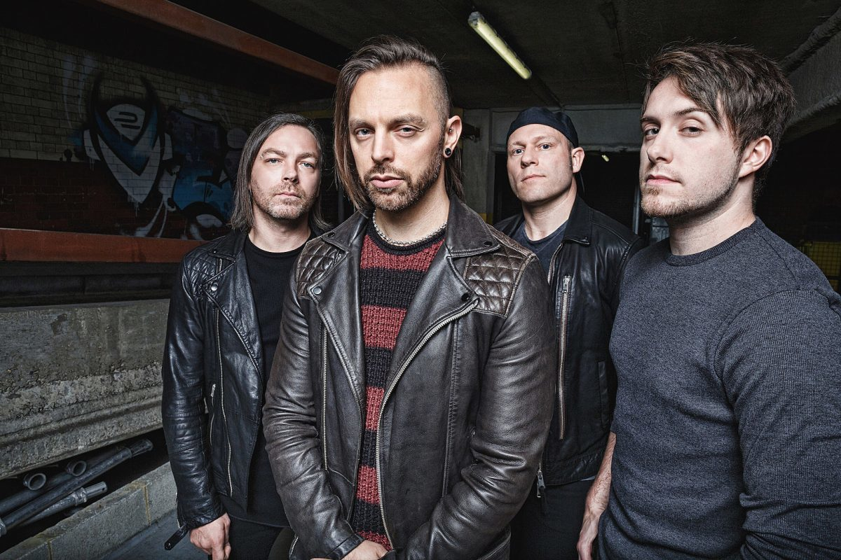 Bullet For My Valentine lance son propre hydromel Waking The Demon