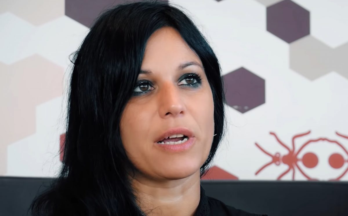 """Cristina Scabbia de Lacuna Coil sur le coronavirus en Italie : """"Tout le monde pense que le pays ressemble à Resident Evil"""""""
