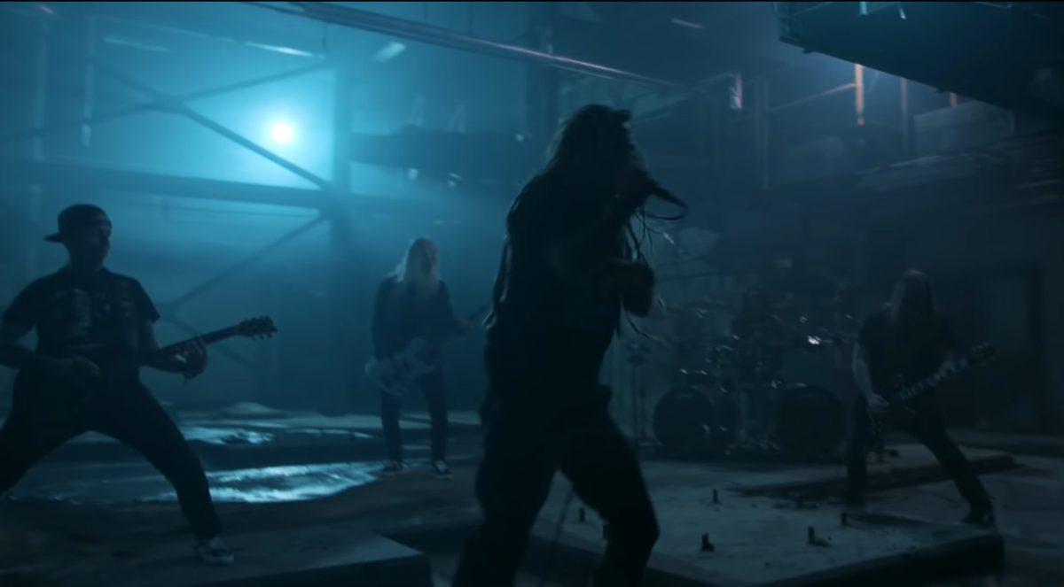 Randy Blythe de Lamb Of God parle de l'histoire derrière Memento Mori