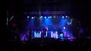 Regardez le concert de Motionless In White en Floride