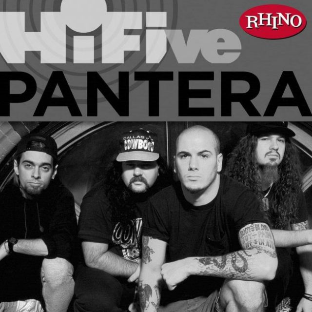 Rhino Hi-Five : Pantera (EP)