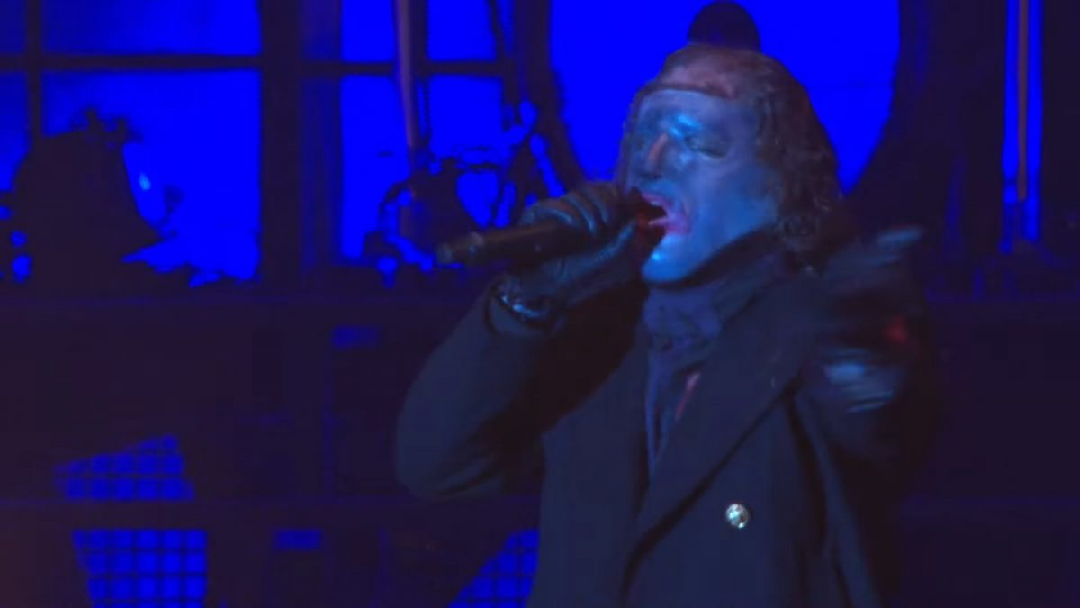 Slipknot partage sa performance complète au Rock am Ring 2019