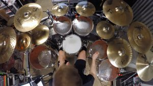 Soilwork partage un Drum Playthrough de son nouveau single Desperado