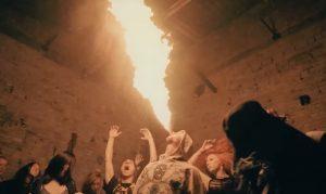 Space Of Variations publie un clip vidéo pour Razorblade